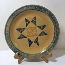 """Dinner Plate America Pfaltzgraff Star 10.25"""" MAFA Folk Art - $12.59"""