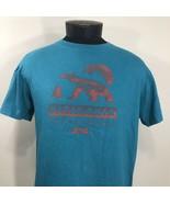 Patagonia T Shirt Mountain Bear Logo Hiking Sport Outdoors Tee Ski Surf ... - $34.99