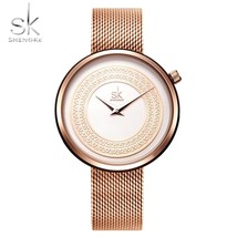 Shengke Women Watches Women Fashion Clock Vintage Design Ladies Watch Lu... - $34.20
