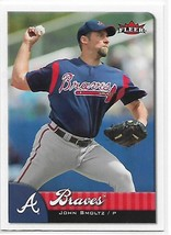 2007 Fleer #303 John Smoltz NM-MT Braves - $0.99