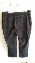 Plus size Petite 18W  Lee Jeans Classic Fit Dark Wash Stright Leg  image 6