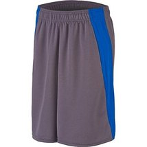 Under Armour Men's Quick and Easy Shorts (Grey/Blue, Small) - $37.99