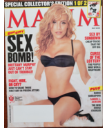 Brittany Murphy Samuel Jackson @ Maxim Special Collector Edition 1 of 2 ... - $9.95