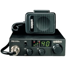 Uniden PRO510XL 40-Channel Compact CB Radio - $58.99