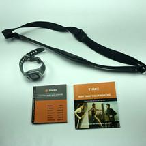 TIMEX PERSONAL HEART RATE MONITOR running yoga watch wristwatch guide fi... - $49.45