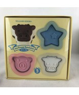 WILLIAMS-SONOMA ICE CREAM SANDWICH MOLDS  Set of 3 - $14.03