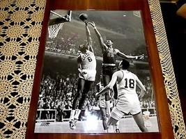 Bill Russell Boston Celtics Hof Mvp Signed Auto B&W 16 X 20 Photo Jsa & Altman - $346.49
