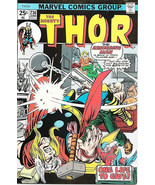 The Mighty Thor Comic Book #236, Marvel Comics 1975 VERY FINE/NEAR MINT - $15.44
