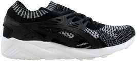 Asics Gel Kayano Trainer Knit Silver/Black H7S3N 9390 Men's - $55.78