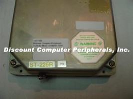 "20MB RLL or 11MB MFM 5.25"" Drive Seagate ST225R AS IS"