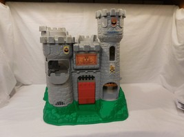 Great Adventures Castle #7110 Made in USA Castle Only 1994 Fisher Price - $24.02