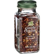 Simply Organic Crushed Red Pepper - Organic - 1.59 oz - $4.81