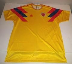 Adidas Federacion Colombiana De Futbol Jersey XL  - $59.39