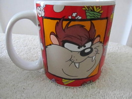 Looney Tunes TAZ Tasmanian Devil 1994 Sakura WB Looney Tunes Coffee Mug - $12.55