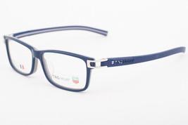 Tag Heuer 7604 003 Track Blue Gray Eyeglasses 7604-003 56mm - $224.42