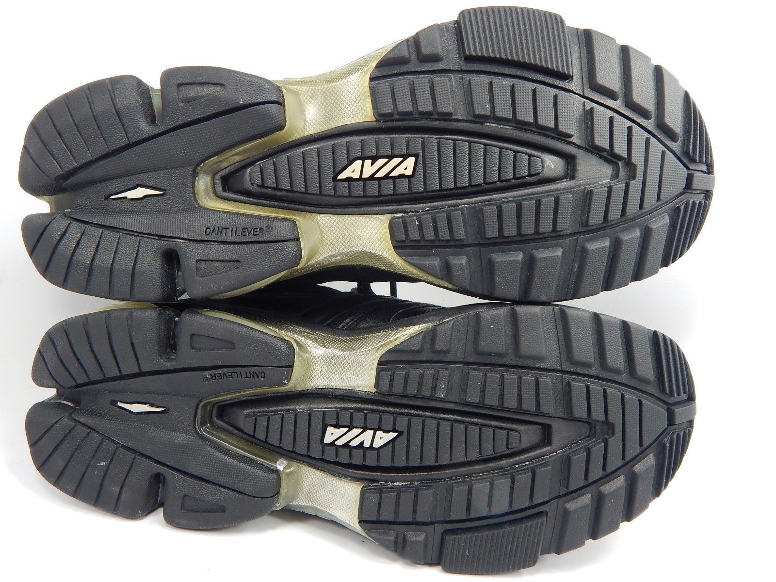 Avia OCS Ultra Women's Running Shoes Size US 8.5 M (B) EU 40 Black