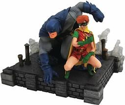 DIAMOND SELECT TOYS DC Gallery: The Dark Knight Returns Batman & Robin D... - $68.60