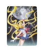 Sailor Moon Crystal Anime Manga Ultra-Soft Micro Fleece Blanket - $40.00+