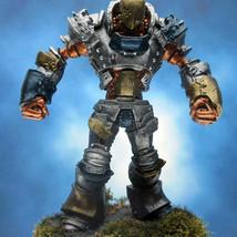 Painted Reaper BONES Miniature Steel Golem II - $69.12