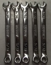 "Husky HM623050 5/32"" 6pt Combination Wrench 5pcs. - $3.22"