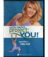 KATHY SMITH'S PROJECT: YOU! Core/flex: Yoga Flex DVD -- NEW by Beachbody - $2.66