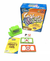 What's Gnu? The 3-letter Learning Game - $19.40