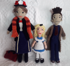 Create Your Own Doll (15in) - $35.00