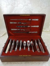 Imperial by Gorham Sterling Silver Flatware Set Service 80 Pieces In Fitted Box - $5,950.00