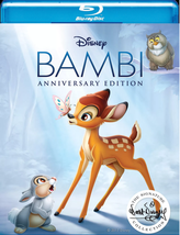 Disney Bambi Signature Collection [DVD + Blu-ray, 2017]