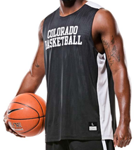 NWT NIKE League COLORADO College 626702 Black Gold Basketball Tank Top J... - $27.71