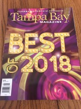 Tampa Bay Magazine Clearwater • Tampa• ST. Petersburg Ships N 24h - $6.88