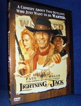 Lightning Jack (DVD, 2000) Mint Disc!•No Scratches!•USA•Out-of-Print!•Pa... - $34.99