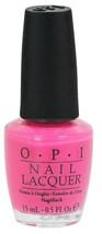 Opi Nail Lacquer Strawberry Margarita (Nl M23) - $8.90