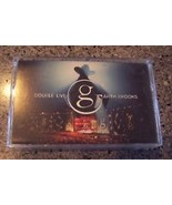 Garth Brooks Double Live 2 Cassettes Lot of Greatest Country Music Hits - $10.00