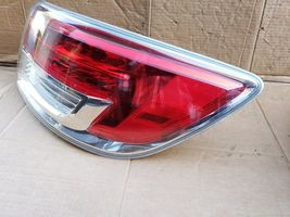 07-09 Mazda CX-9 CX9 Outer Tail Light Taillight Passenger Right RH image 3