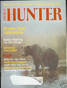 Primary image for American Hunter May 1988 Magazine