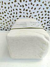 KING Size Tencel Jersey Blend Pillowcase Set Beige Project 62+ Nate Berkus NEW image 6