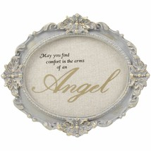 May You Find Comfort In The Arms Of An Angel Memorial Art - $12.19