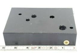 DELTA POWER COMPANY 85006832 REV. B CONTROL VALVE BLOCK
