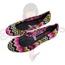 Missoni for Target Women's Chevron Multi-Color Slip-on Closed Toe Flats ... - $10.00