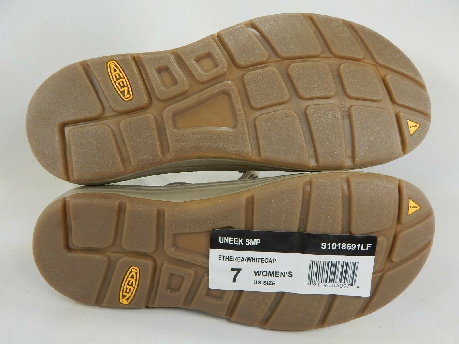Keen Uneek Original Size 7 M (B) EU 37.5 Women's Sport Sandals Shoes