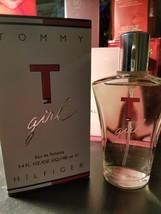 T Girl by Tommy Hilifiger Eau de Toilette Spray 3.4 oz 100 ml Women * NE... - $79.99