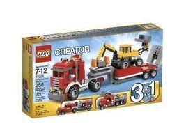 LEGO Creator Construction Hauler 31005 [New] Building Toy Set - $49.99