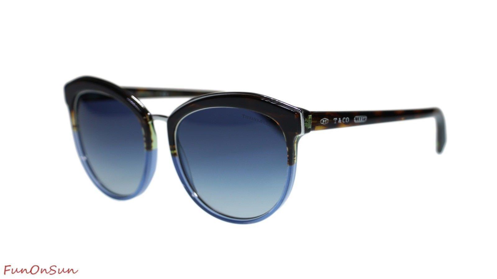 6aa39c54bffa TIFFANY CO Sunglasses TF4146 82464L Havana and 26 similar items