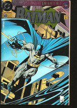 BATMAN #500 Knightfall 19 Nowlan Special fold out cover Cardstock 1993 D... - $3.00