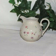 Mikasa Rondo Heather Blossoms Creamer Cream Milk Jug Ej 726 Replacement China - $15.95