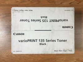 CANON varioPRINT 135 SERIES TONER (BLK) FOR varioPRINT 105 *SAME DAY SHI... - $99.00
