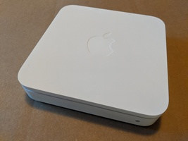Apple AirPort Extreme A1354 54Mbps 1000Mbps Wireless N Router 802.11n/b/a/g - $17.99