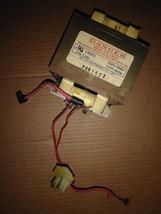 8HH15 Ge JVM-1330 Microwave Oven Transformer, Pri: 0, Sec: 0, Tert 62 Ohms, Gc - $32.55