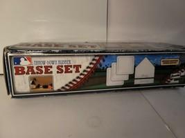 Franklin Sports MLB Baseball 5-Piece Throw Down Rubber Baseball Base Set  - $23.28